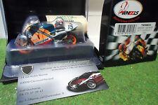 MOTO  HONDA NSR / V 500 # 15 SETE GIBERNAU 1998 1/24 TWO WHEELS TWR99004 Vitesse