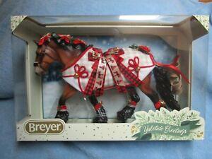 Breyer 2020 Yuletide Holiday Horse
