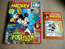 LE JOURNAL DE MICKEY  N° 3611 -  1er  SEPTEMBRE  2021  /   LA COLERE DE POSEIDON