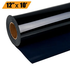 1 Roll Vinyl Heat Transfer Iron Diy Garment Film Cricut Silhouette Paper Art bk