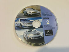01 2002 2003 MERCEDES S430 S500 S55 S600 MERCEDES NAVIGATION CD 2 © 2010 UPDATE