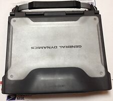 ITRONIX GD6000 2.53GHZ 4GB TOUGHBOOK LAPTOP 160GB DVDR-W GENERAL DYNAMICS OFFICE