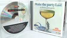 JAMES LAST  -  Make the Party Last  -  25 All-Time Party Greats