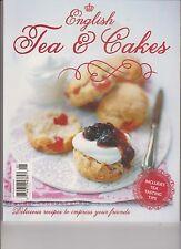 ENGLISH TEA & CAKES MAGAZINE 2013, DELICIOUS RECIPES TO IMPRESS YOUR FAMILY.