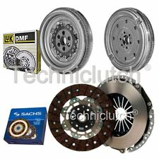 SACHS 2 PART CLUTCH KIT AND LUK DMF FOR AUDI A3 HATCHBACK 2.0 TDI 16V
