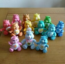 Vintage Care Bears poseable figures