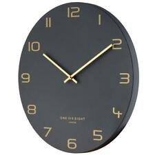 One Six Eight London Blake Silent Wall Clock