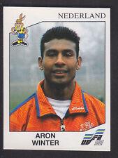 Panini - Euro 92 - # 127 Aron Winter - Nederland