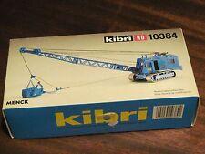 Kibri Menck Excavator with drag bucket 10384 model