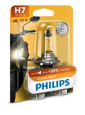 Philips Premium Vision Moto Motorcycle Single Headlight Globe H7 PX26d 12V 55W