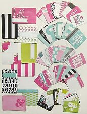 """PROJECT LIFE """"Heidi Swapp""""  [FAVORITE THINGS]  Core Kit Cards  (60 cards)"""