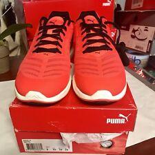 PUMA Men s Ignite V2 Running Shoe Red Blast 11 M US