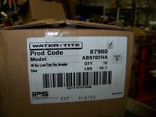 Ips Corp. Im Box Lead Free Pex Arrester  00004000 Valve Product Code 87890 Ab9702Ha New