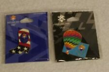 Salt Lake 2002 Olympic Collector Pins