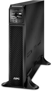 APC Smart-UPS SRT 3000VA 208/230V IEC  C19/C13 [3.8m FULL LOAD] SRT3000XLW-IEC