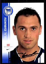 Bilal Cubukcu autographe carte Hertha BSC Berlin 2007-08 ORIGINAL + a 120924