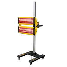 Spray Baking Infrared Paint Booths Paint Curing Lamp Heating Light Heater