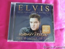 Elvis Presley and the Royal Philharmonic Orchestra - The Wonder of You - NEW