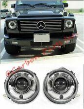 W463 LED Headlights DEPO Brabus Style Mercedes-Benz G-Class G500 G55 G63 G65