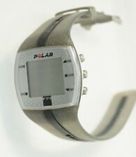 Polar Men's FT4 Heart Rate Monitor Watch Gray Resin WATCH ONLY