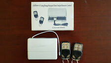 Activor Remote Receiver & Two key fobs for HillS/DAS-Reliance & NX Alarm Panels