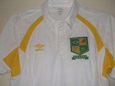 Umbro BRAZIL Soccer Futbol Jersey Shirt, NEW, Men's SMALL, FIFA, FREE Shipping