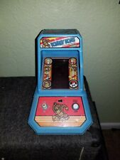 Vintage 1981 Authentic Coleco Donkey Kong Tabletop Arcade Game System ~ Tested!