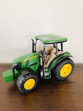 Bruder John Deere 5115M Farm Tractor Toy Vehcile