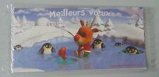 France 2006/2007 bloc souvenir 15 meilleurs voeux neuf luxe ** sous blister
