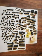 Large Lot of Mixed Rifle Sights Front/Rear, Elevators, etc Winchester Remington?