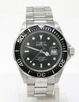 Orologio Invicta pro diver watch sumbariner style clock sub 200 meter horloge