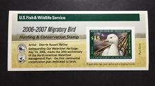#Rw73A 2006 - 2007 - Us Federal Duck Stamp - Post Office Fresh