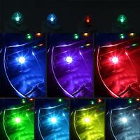 1PCS Car USB Interior Atmosphere Neon Light Mini Colorful Music LED Decor Lamp