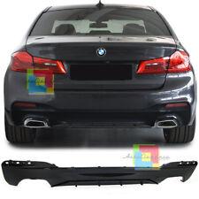 BMW 5er e39 Limousine Touring Diffusore Posteriore Diffusore M tecnica MTECH M satinblack