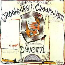Pavement CROOKED RAIN, CROOKED RAIN 2nd Album 120g +MP3s MATADOR New Vinyl LP