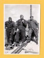 """Orig.Privat Foto WW II German Wehrmacht """"Repair Italy 1943"""""""