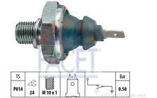 FACET Interruptor de control la presión aceite VOLKSWAGEN GOLF POLO SEAT 7.0138