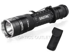 EagleTac T25C2 XP-L 1250 Lumens 300 Yard LED Tactical Flashlight - G25C2 Upgrade