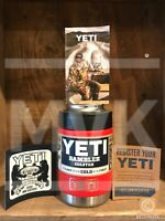 YETI 12 OZ. CANYON RED COLSTER - Brand New - Authentic - Rare HOT Color