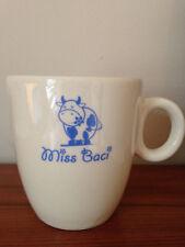 6 tasses a cafe motif Vache