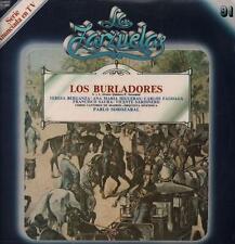 La Zarzuelas(No.91 Vinyl LP)Los Burladores-Zacosa-ZCL 1091-Spain-VG/Ex+