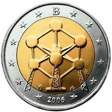 2 euro commemorativo BELGIO 2006- Atomium