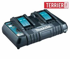 Makita DC18RD 2x Port Fast Battery Charger
