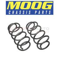 Moog Coil Spring Set for 1998-2009 Volkswagen Beetle 1.8L 2.0L 2.5L L4 L5 - mb