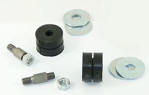 Pair Lucas DR2 DR3 Wiper Motor Rubber Mounts / Grommets for MG Morris 17H5431