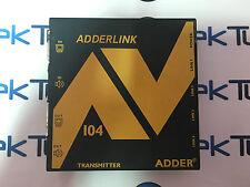Adderlink AV Transmitter (ALAV104T) with power cable