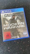CoD Call of Duty Modern Warfare (PlayStation 4), Ps4, neuwertig
