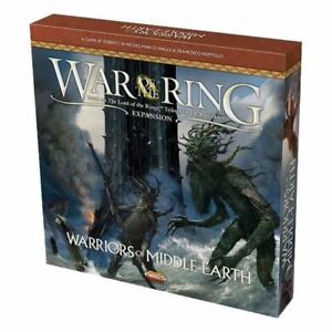WAR OF THE RING 2ND EDITION  WARRIORS OF MIDDLE-EARTH