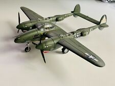 Armour Collection- Pre-Franklin Mint 1:48 Scale # 98112 P-38J Lightning - Shark