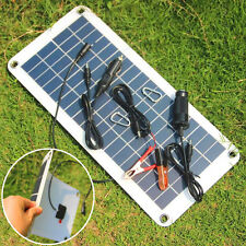 18V 10.5W Solar Panel Battery Charger Board USB Kit For Car Mobile Phone Boat